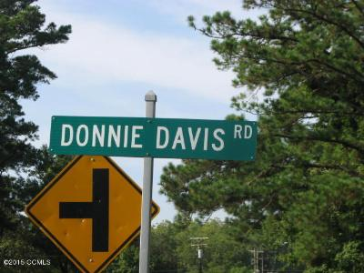 Williston Residential Lots & Land For Sale: 305 Donnie Davis Road
