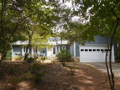 Pine Knoll Shores NC Single Family Home Closed: $240,000