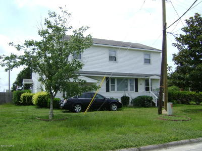 Morehead City Single Family Home For Sale: 2501 Avery Street