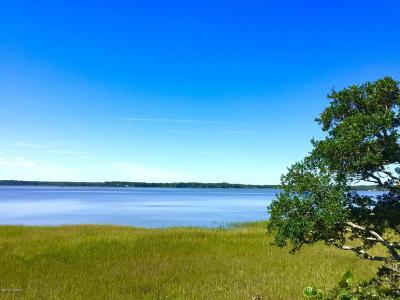 Morehead City Residential Lots & Land For Sale: 2214 Country Club Road