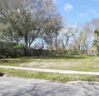 Morehead City Residential Lots & Land For Sale: 1006 Fisher Street