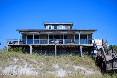Emerald Isle Single Family Home For Sale: 1711 Ocean Drive