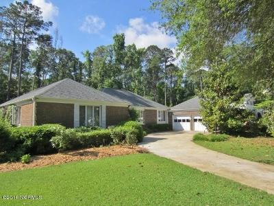 Trent Woods Single Family Home For Sale: 3303 Wedgewood Drive