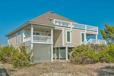 Bald Head Island Single Family Home For Sale: 406 South Bald Head Wynd (L1346)