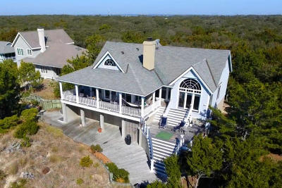 Bald Head Island Single Family Home For Sale: 9 Bayberry Court