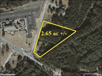 Southport Residential Lots & Land For Sale: 5260 Dosher Cutoff SE