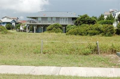 Holden Beach Residential Lots & Land For Sale: 1182 Ocean Boulevard W