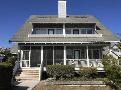 Bald Head Island NC Single Family Home For Sale: $849,000