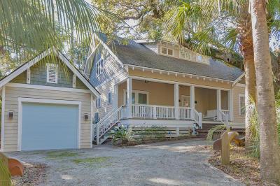 Bald Head Island Single Family Home For Sale: 312 N Bald Head Wynd