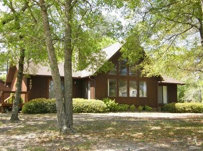 Oak Island Single Family Home Sold: 4607 E Yacht Drive
