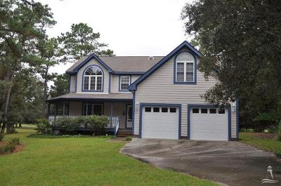 Supply Single Family Home For Sale: 3111 Fairway 4 Court SW