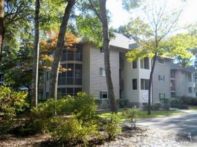 Sunset Beach Condo/Townhouse Sold: 802 Colony Place #E