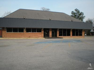 Tabor City Commercial For Sale: 107 Live Oak Street