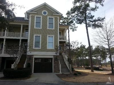 Rivers Edge Condo/Townhouse For Sale: 489 River Bluff Drive #4