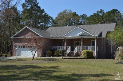 Supply Single Family Home For Sale: 3108 Birdie Court SW