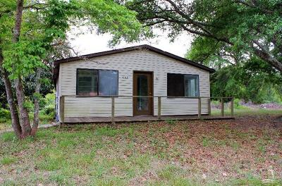 Southport Single Family Home Sold: 447 Jabbertown Road