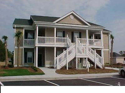 Condo/Townhouse Sold: 920 Great Egret Circle SW #22-D