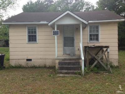 Southport Single Family Home Sold: 611 N Lord Street