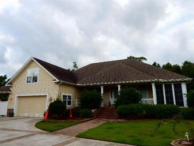 Calabash Single Family Home Active Contingent: 1145 Green Pastures Lane NW