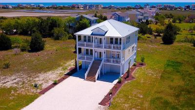 Holden Beach Single Family Home For Sale: 871 Heron Landing Wynd