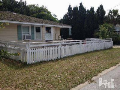 Wrightsville Beach Single Family Home For Sale: 9 Island Drive