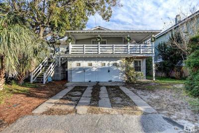 Wrightsville Beach Single Family Home For Sale: 1502 N Lumina Avenue