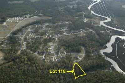 Sneads Ferry Residential Lots & Land For Sale: 121 Mariners Circle