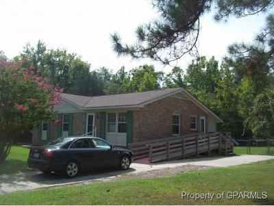 Greenville NC Single Family Home For Sale: $69,900
