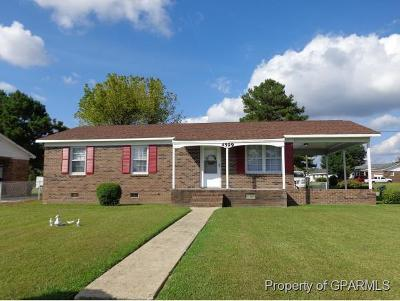 Ayden Single Family Home For Sale: 4599 Wilson Drive