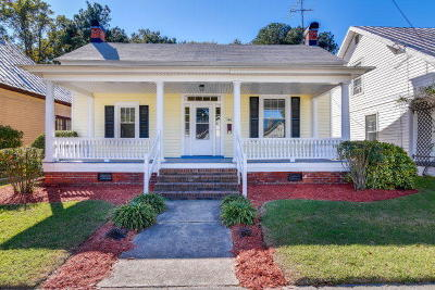 Single Family Home Closed: 540 Avent Street