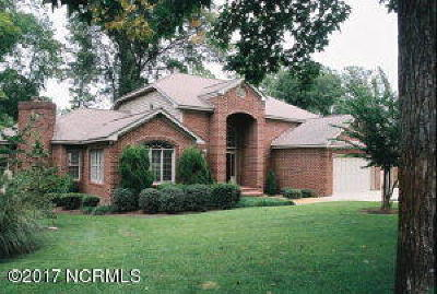 Nash County Single Family Home For Sale: 6163 Saddlehorn Drive
