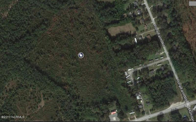 Jacksonville Residential Lots & Land For Sale: 2176 Burgaw Highway