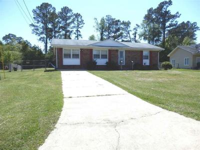 Jacksonville Single Family Home For Sale: 108 Yorkshire Drive