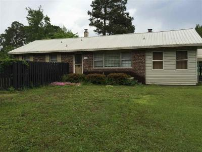 Jacksonville Single Family Home Active Contingent: 5162 Gum Branch Road