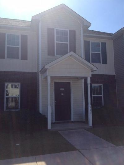 Jacksonville Condo/Townhouse Active Contingent: 521 Cider Hill Road