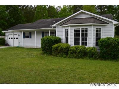 Havelock NC Single Family Home For Sale: $174,900