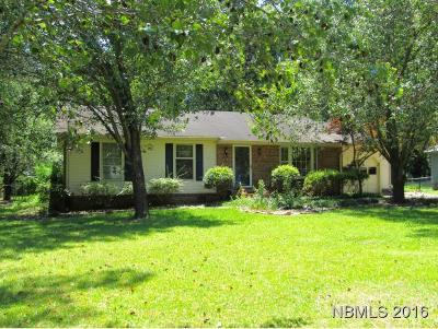 Trent Woods Single Family Home For Sale: 2219 Foxhorn Road
