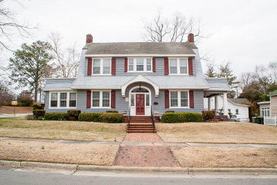 Edgecombe County Single Family Home For Sale: 200 E Baker Street