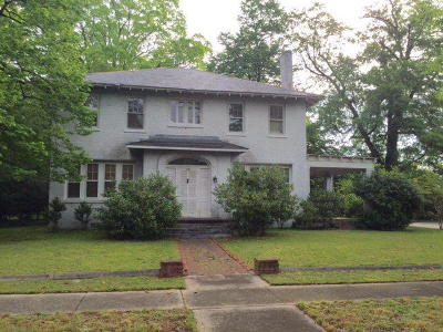 Edgecombe County Single Family Home For Sale: 1103 St Andrew Street