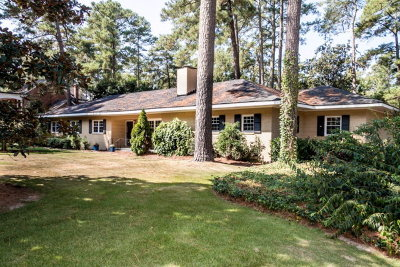 Nash County Single Family Home For Sale: 406 Piedmont Avenue