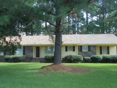 Rocky Mount Single Family Home For Sale: 301 Fosteri Drive