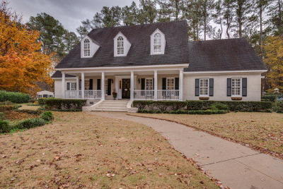 Nash County Single Family Home For Sale: 112 Bramblebush Court