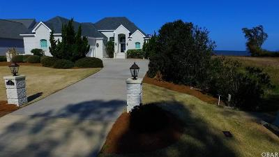 Manteo Single Family Home For Sale: 152 Fort Hugar Way