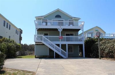 Nags Head Single Family Home For Sale: 8326 Old Oregon Inlet Road