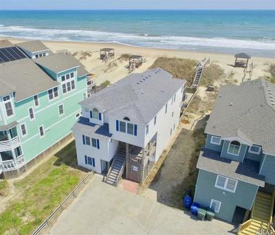 Nags Head Single Family Home For Sale: 8229 S Old Oregon Inlet Road