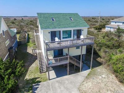 Nags Head Single Family Home For Sale: 9128 S Old Oregon Inlet Road