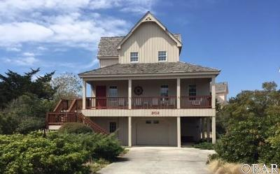 Nags Head Single Family Home For Sale: 202 S Meadow Green
