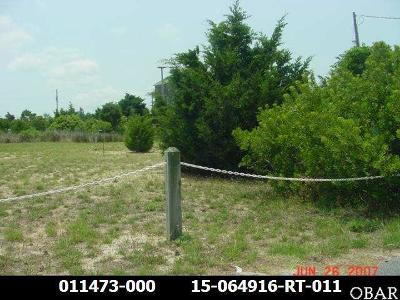 Rodanthe Residential Lots & Land For Sale: 23166 W Corbina Drive