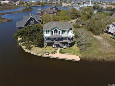 Hatteras Single Family Home For Sale: 57227 Island Club Lane