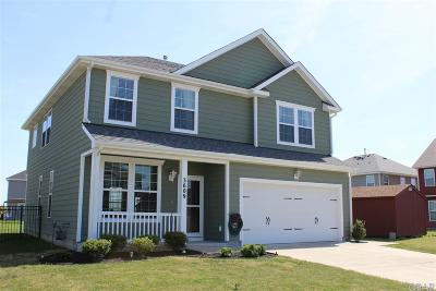 Elizabeth City Single Family Home For Sale: 3609 Young Street
